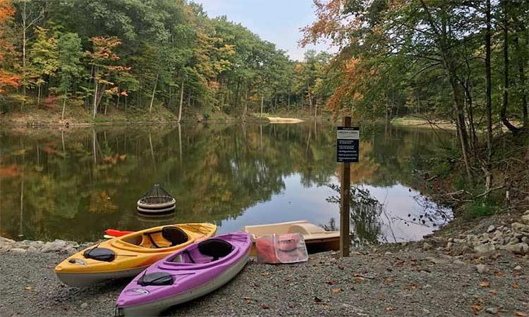Eastern Indiana Camping Hidden Creek Campground Peru In