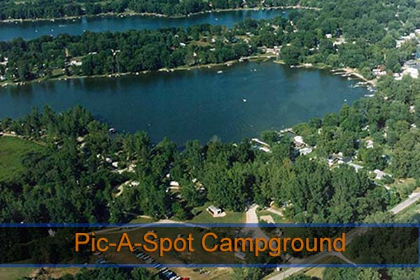 Pic-A-Spot Campground Indiana